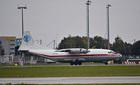 Máy bay Ukraina gặp nạn ở Algeria