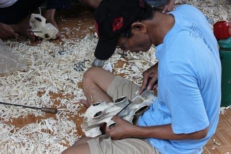 Đại gia Huế chơi trầm hương 800 triệu/kg