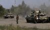 Quân gìn giữ hòa bình do Nga dẫn đầu sẵn sàng vào Ukraina