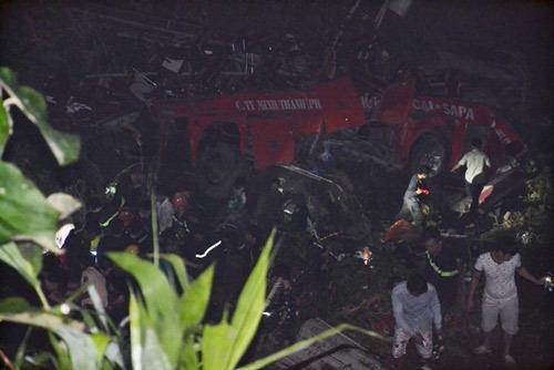 Đình chỉ DN xe khách chạy 'chui' gây tai nạn thảm khốc