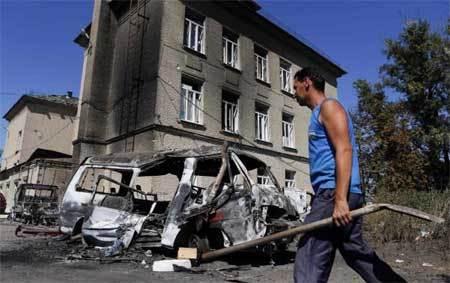 Ukraina tố Nga xâm chiếm không cần che đậy
