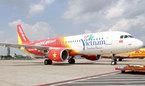 Hành khách gây rối trên máy bay Vietjet Air