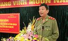Tai nạn nghiêm trọng, một Trung tướng tử vong