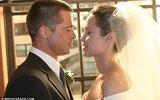 Ảnh cưới đẹp của Angelina Jolie