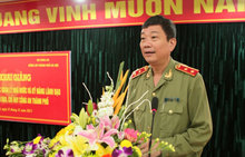 Bộ Công an thông tin về vụ Trung tướng tử nạn