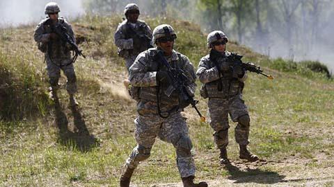 Mỹ chuẩn bị tập trận tại Ukraina