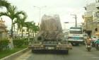 Xe 'khủng' biến mất ở Khánh Hòa bị bắt lại tại Bình Thuận