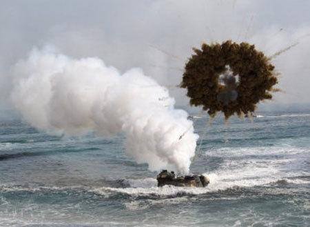 Triều Tiên bắn tên lửa gần biên giới Trung Quốc