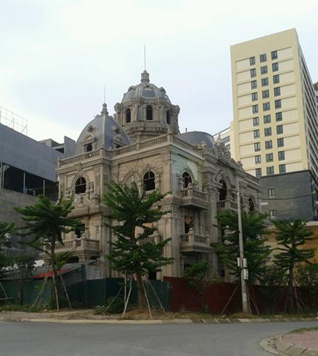 Lâu đài vô đối của nữ đại gia vùng biên ải Lào Cai