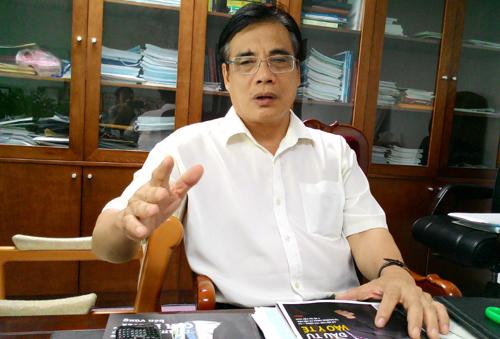 Trần Đình Thiên, Trung Quốc, Việt Nam, công nghệ, nhập khẩu, đấu thầu