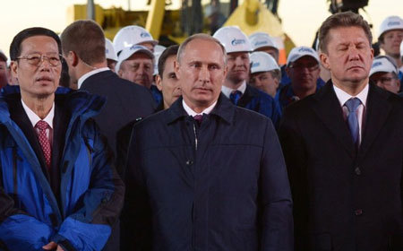 Mùa đông đến, Putin ra đòn quyết định