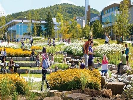 20140903173205 21 Điểm danh các khuôn viên đại học tuyệt đẹp tại Canada