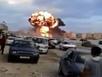Clip: Máy bay quân sự Libya nổ tung khi rơi