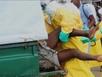 Hoang tàn vùng dịch Ebola