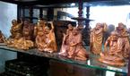 Độc phẩm gỗ sưa định giá bằng vàng