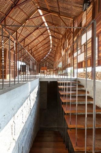 Nhà gỗ Việt Nam lọt 'top' kiến trúc đẹp nhất thế giới
