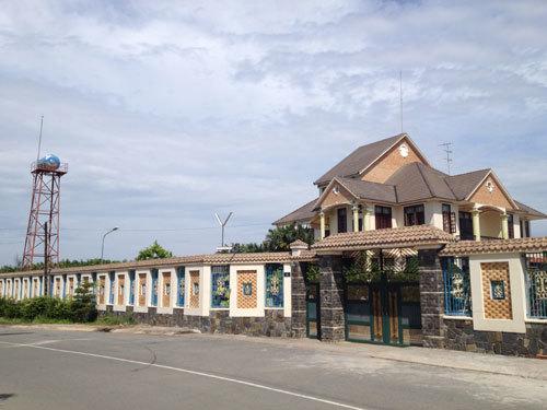 Bình-Dương, Chủ-tịch, tài-sản, Lê-Thanh-Cung, dinh-thự, cao su, Dũng-lò-vôi, Huỳnh-Uy-Dũng