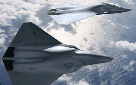 máy bay chiến đấu, hàng không mẫu hạm, robot, phi công, trí thông minh nhân tạo, Lầu Năm góc, quân đội Mỹ