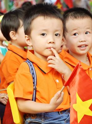 22 triệu học sinh, sinh viên vào năm học mới