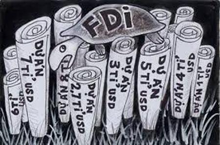 FDI, siêu-dự-án, tỷ-đô, chậm-tiến-độ, Formosa, giải-ngân, ODA, tăng-trưởng, casino, đặc-khu-kinh-tế