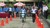 Honda hướng dẫn lái xe an toàn cho cán bộ Đoàn