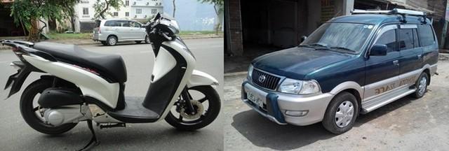 Thích SH hơn ôtô, chuyện khó hiểu ở Hà Thành