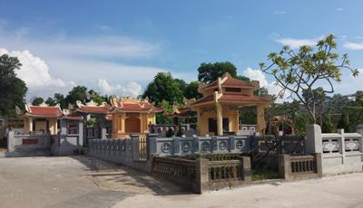 Những 'biệt thự đá' chục tỷ ở nghĩa trang đại gia Hà Nội
