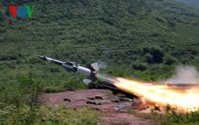 Thử nghiệm thành công tổ hợp tên lửa phòng không cải tiến