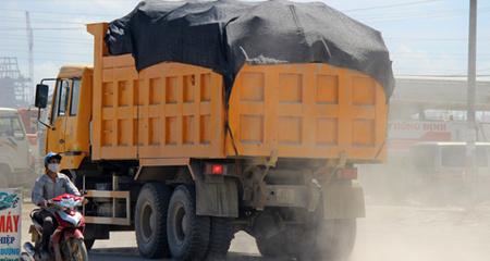 'Cam kết cho hay', xe quá tải vẫn mặc sức tung hoành
