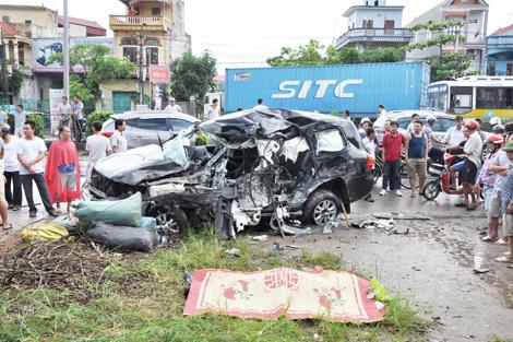 Tai nạn giao thông, đường 5, chết người, truy tố lái xe