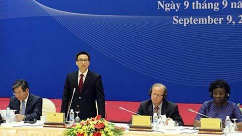 Muốn đuổi kịp Hàn Quốc, VN phải tăng trưởng 9% trong 20 năm
