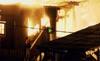 Hỏa hoạn thiêu rụi khu phố ổ chuột ở Brazil