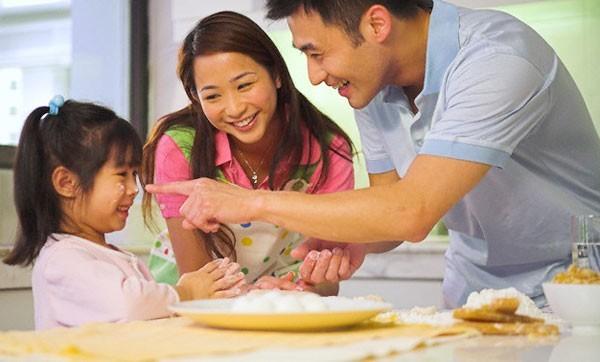 Bí quyết độc lập tự chủ ở nhà chồng của vợ khôn