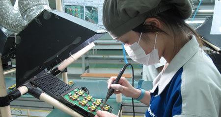 DN Việt ngây thơ đòi SamSung chuyển giao công nghệ