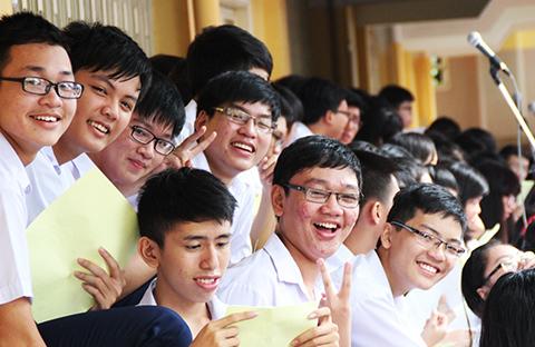 Học sinh, quốc gia, hiệu trưởng, phương án, đại học