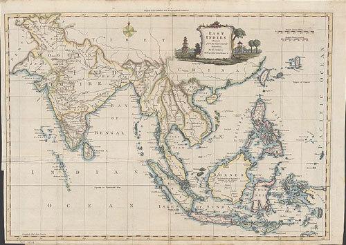 Loạt bản đồ cổ philippines bác chủ quyền tq ở biển đông