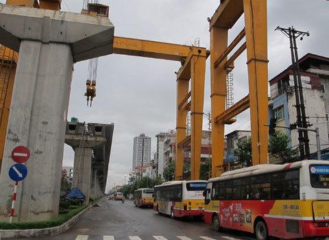 đường sắt đô thị, vốn ODA, vay nợ, công nghệ, giao thông
