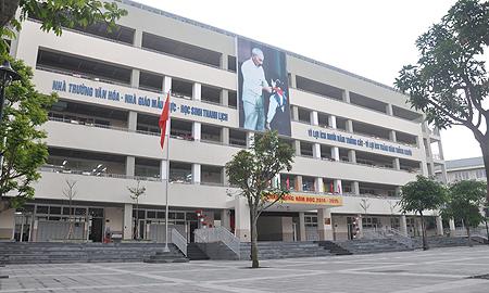 Hình ảnh trường học 350 tỷ đẹp như khách sạn