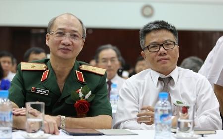 Ngô Bảo Châu, Lê Bá Khánh Trình hội ngộ thầy và bạn