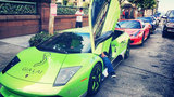 Dàn siêu xe của người Việt diễu hành trên đất Mỹ
