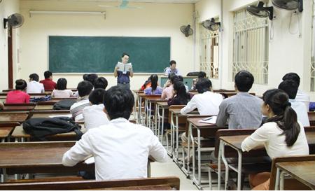 Hơn 600 thí sinh thi đánh giá năng lực hệ sau đại học