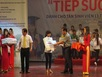 151 tân sinh viên được 'tiếp sức đến trường'