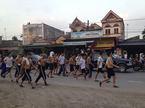 Hải Phòng: Hàng trăm học viên cai nghiện tràn ra phố