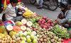 Hơn 1.000 chất lạ trên rau quả Tàu khoa học Việt Nam bó tay