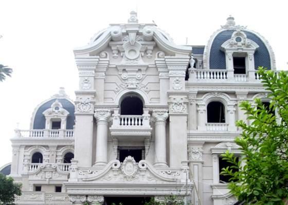 Đại gia tỉnh lẻ chơi lâu đài, dân giàu Hà Nội lóa mắt