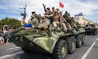 Quân li khai phóng thích hàng chục tù binh Ukraina