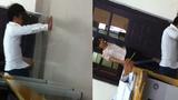Sự thật clip giảng viên phạt sinh viên hít đất?