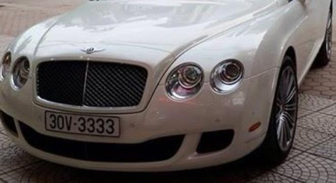 Đại gia mệnh lớn đi Bentley, Roll Roys biển thần bí