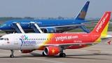 Hủy hàng loạt chuyến bay do bão Kalmaegi