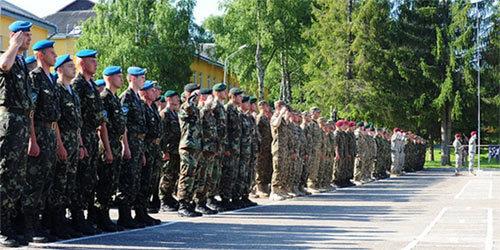 Xem Mỹ dẫn dắt tập trận Đinh ba Thần tốc ở Ukraina